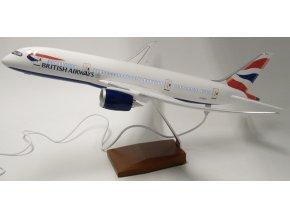 Led Model Inc - Boeing 787-9 s LED osvětlením, společnost British Airways, Velká Británie, 1/140