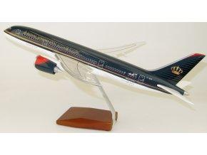 Led Model Inc - Boeing 787-9 s LED osvětlením, společnost Jordanian, Jordánsko, 1/140