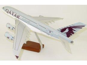 Led Model Inc - Airbus A380 s LED osvětlením, společnost Qatar Airways, Katar, 1/160