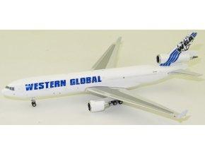 Phoenix - McDonnell Douglas MD-11, dopravce Western Global N-412SN0, USA, 1/400