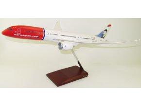 Lupa - Boeing 787-9 Dreamliner, dopravce Norwegian, Norsko, 1/100