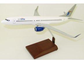 Lupa - Boeing 737-800, dopravce Jet-time OY-JZL,Dánsko, 1/100