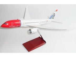 Lupa - Boeing 787-8 Dreamliner, dopravce Norwegian EI-LNA, Norsko, 1/100