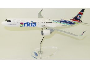 "Lupa - Airbus 321neo, dopravce Arkia ""Blue"" 4X-AGN, Izrael, 1/200"