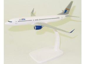 Lupa - Boeing 737-800, dopravce Jet-time OY-JZL,Dánsko, 1/200