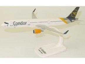 PPC - Airbus A321, společnost Condor Thomas Cook,  Německo, 1/200