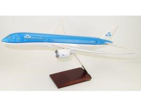 TD Models - Boeing 787-9 Dreamliner, dopravce KLM PH-BHA, Nizozemí, 1/100