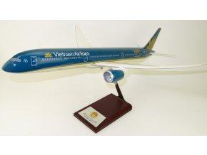 "TD Models - Boeing 787-10, dopravce Vietnam Airlines ""100th Aircraft"", Vietnam, 1/100"