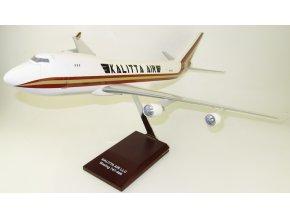 TD Models - Boeing 747-400F, dopravce Kalitta Air, USA, 1/100