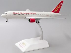 JC Wings - Boeing  B767-300, dopravce Omni Air International N207AX With Stand, USA, 1/200