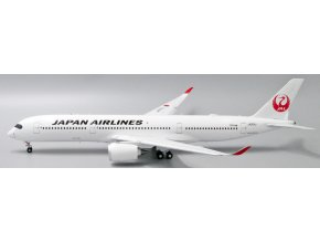 """JC Wings - Airbus A350-900, dopravce Japan Airlines """"Flap Down"""" JA05XJ With Stand, Japonsko, 1/200"""