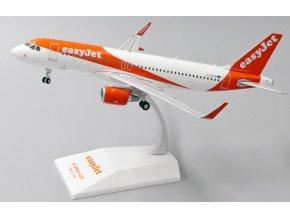 JC Wings - Airbus A320, dopravce EasyJet, G-EZOM, Velká Británie, 1/200