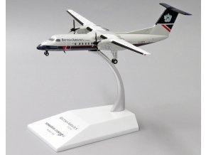 "JC Wings - Bombardier Dash 8-Q300, dopravce British Airways, Express ""Landor Livery"", G-BRYI, Velká Británie, 1/200"