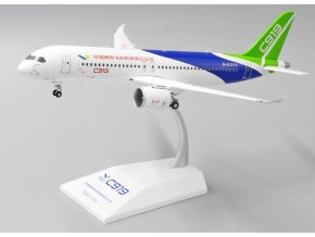 JC Wings - Comac C919, dopravce House Colors B-001A With Stand, Čína1/200