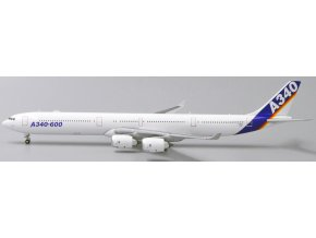 JC Wings - Airbus A340-600, společnost Airbus Industrie, F-WWCC With Antenna, 1/400