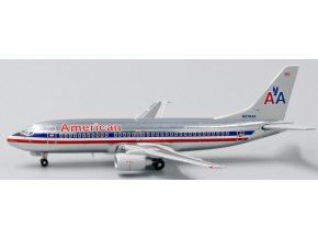 JC Wings - Boeing B737-300, dopravce American Airlines, N678AA With Antenna, USA, 1/400
