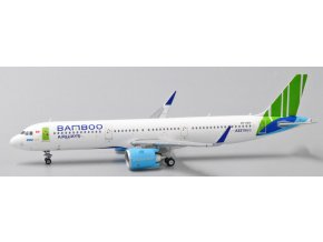 JC Wings - Airbus A321 neo, společnost Bamboo Airways VN-A591 With Antenna, Vietnam, 1/400