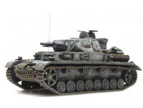 Artitec - Panzerkampfwagen IV Ausf D winter, 1/87