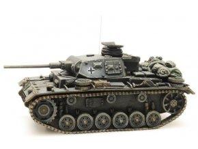 Artitec - Panzerkampfwagen III Ausf J grau, 1/87