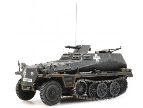 Artitec - Sd.Kfz. 250/1, Wehrmacht, šedý, 1/87