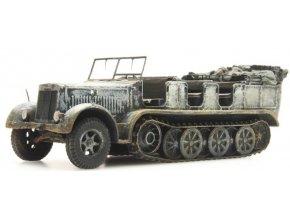 Artitec - Sd.Kfz. 7 Zugkraftwagen 8t, Wehrmacht, zimní kamufláž, 1/87