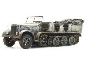 Artitec - Sd.Kfz 7 Zugkraftwagen 8t Winter, 1/87