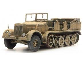 Artitec - Sd.Kfz. 7 Zugkraftwagen 8t, Deutsches Afrikakorps, 1/87