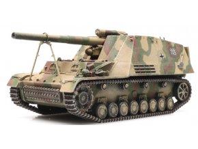 Artitec - Sd.Kfz. 165 Hummel, Wehrmacht, 1/87
