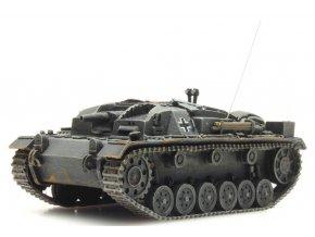 Artitec - Sturmgeschütz III Ausf A-1 Grau, 1/87