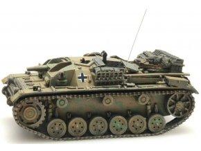 Artitec - StuG III Ausf C/D camo, 1/87