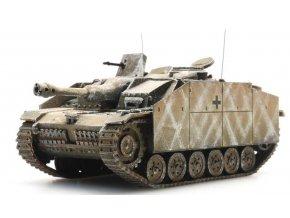 Artitec - StuG III G Howitzer, wehrmacht, winter, 1/87