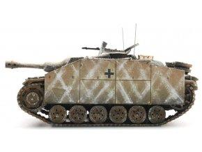 Artitec - StuG III G Howitzer, winter, 1/87