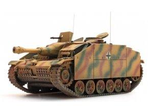 Artitec - StuG III Ausf. G Sturmhaubitze, Camo, 1/87