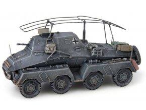 Artitec - Sd.Kfz 263 8-Rad Funkwagen, šedý, 1/87