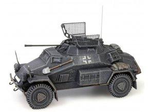 Artitec -  Sd.Kfz 222 Leichter Panzerspähwagen, grau, 1/87