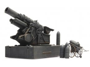 Artitec - Škoda 30,5 cm Belagerungsmörser M1916, 1/87