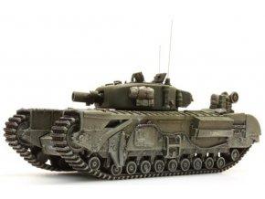Artitec - Churchill Tank AVRE, UK, 1/87