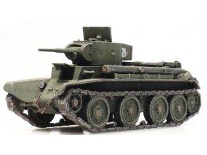 Artitec - BT-7-1, sovětská armáda, 1/87