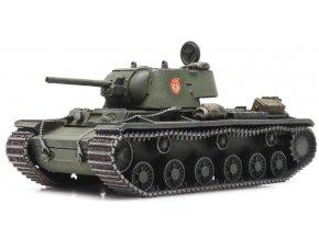 Artitec - KV-1, sovětská armáda, 1/87