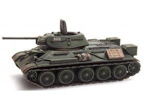 Artitec - T34-76 Soviet Army Green, 1/87