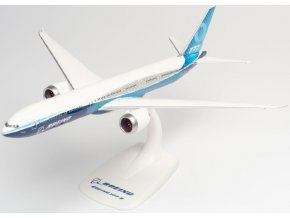 "Herpa - Boeing B777-9, dopravce Boeing Aircraft Company ""House Colors"", USA, 1/250"