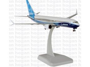 Hogan - Boeing 737 MAX 9, společnost Boeing House Colors, 1/200