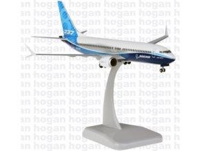 Hogan - Boeing 737 MAX 8, společnost Boeing House Colors, 1/200