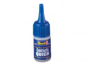 Revell - rychleschnoucí lepidlo Contacta Quick 5g, 39613