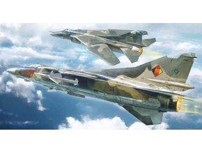 Italeri - Mikoyan MiG23MF/BN Flogger, Model Kit 342798,  1/48