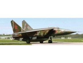 ICM - Mikoyan MiG25RBF Foxbat Reconnaissance Plane, Model Kit 48904, 1/48