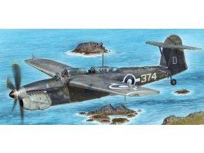 "Special Hobby - Fairey Barracuda Mk.II ""Pacific Fleet"", Model Kit 72343, 1/72"