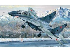 Trumpeter - Mikoyan MiG29UB Fulcrum, Model Kit TR03226, 1/32
