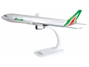 "Herpa - Airbus A330-202, společnost Alitalia, Named ""Artemisia Gentileschi"", Itálie, 1/200"