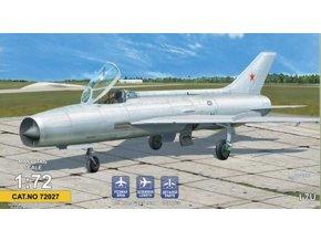 Modelsvit - I-7U Supersonic Interceptor protoype, Model Kit 72027, 1/72